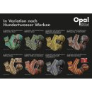 Opal Sockenwolle 4-fach Hundertwasser I