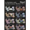 Opal Sockenwolle 4-fach Hundertwasser II