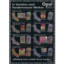 Opal Sockenwolle 4-fach Hundertwasser III