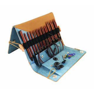 KnitPro Ginger Deluxe-Set mit langen Nadelspitzen, Art. 31281