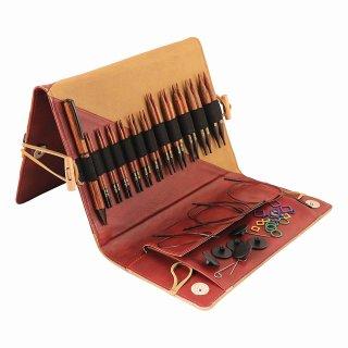 KnitPro Ginger Deluxe-Set mit kurzen Nadelspitzen, Art. 31282