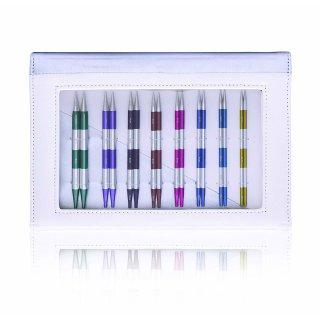 KnitPro SmartStix Deluxe-Set mit langen Nadelspitzen, Art. 42140