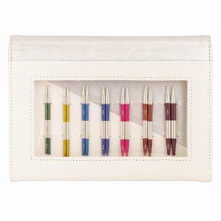 KnitPro SmartStix Deluxe-Set mit kurzen Nadelspitzen, Art. 42161