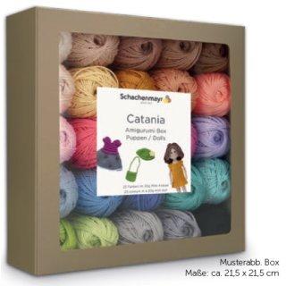 Catania Box 03 Puppen, Amigurumi Box, 25 x 20g, Dolls