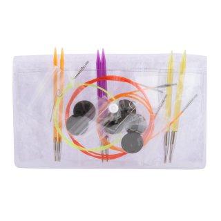 KnitPro Spectra Trendz Acryl Starter-Set Nadelset, multicolor, Art. 50616
