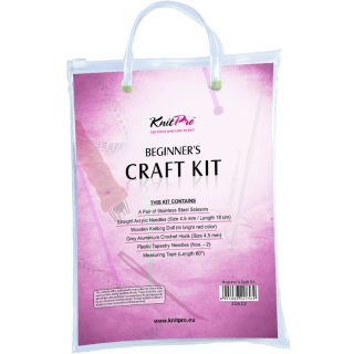 KnitPro Handarbeitsset Fun For Kids, Art. 20622